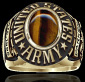 American Eagle International Rings Of Distinction